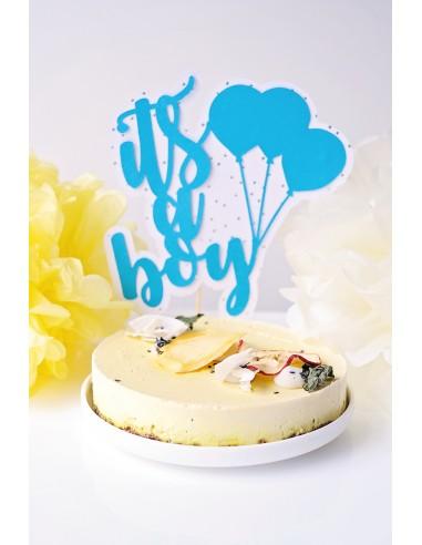 It's a boy – Baby Shower Topper