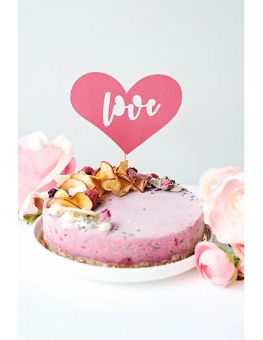 LOVE – Cake Topper